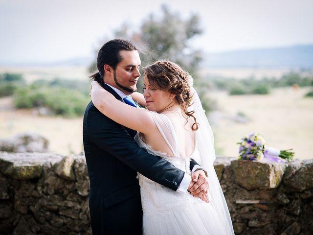 La boda de Javier y Natalia en Madrid, Madrid 49