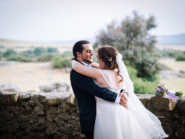 La boda de Javier y Natalia en Madrid, Madrid 50
