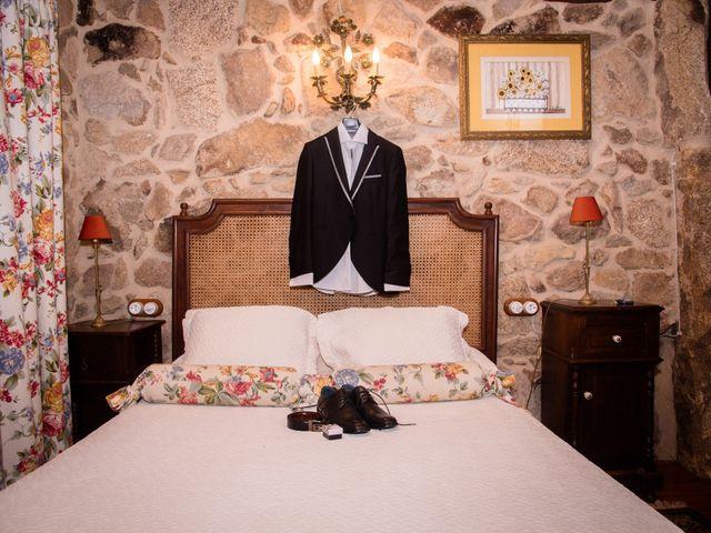 La boda de Javi y Cris en Forcadela, Pontevedra 1