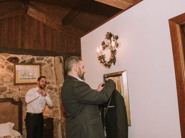 La boda de Javi y Cris en Forcadela, Pontevedra 3