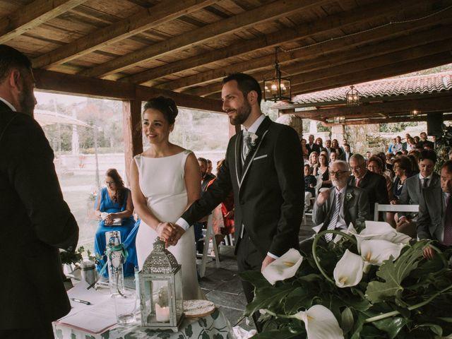 La boda de Javi y Cris en Forcadela, Pontevedra 8