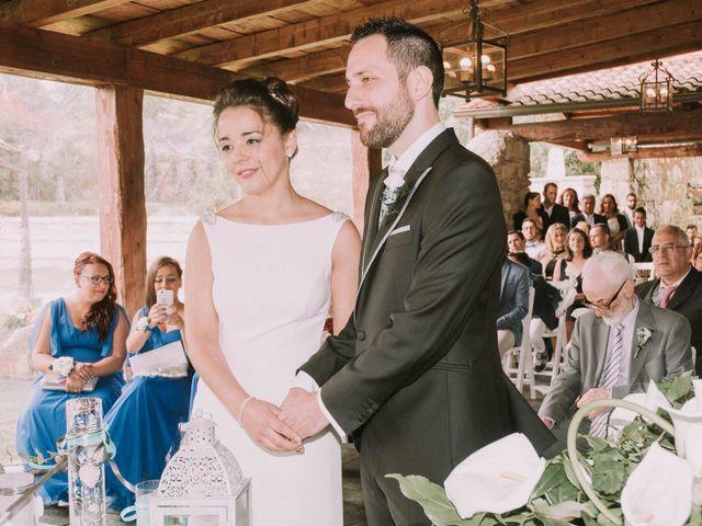La boda de Javi y Cris en Forcadela, Pontevedra 9