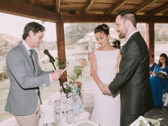 La boda de Javi y Cris en Forcadela, Pontevedra 12