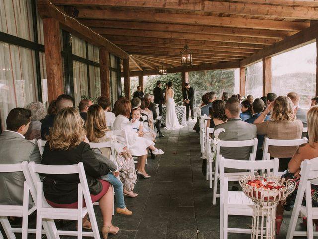 La boda de Javi y Cris en Forcadela, Pontevedra 14