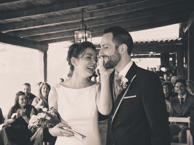 La boda de Javi y Cris en Forcadela, Pontevedra 15