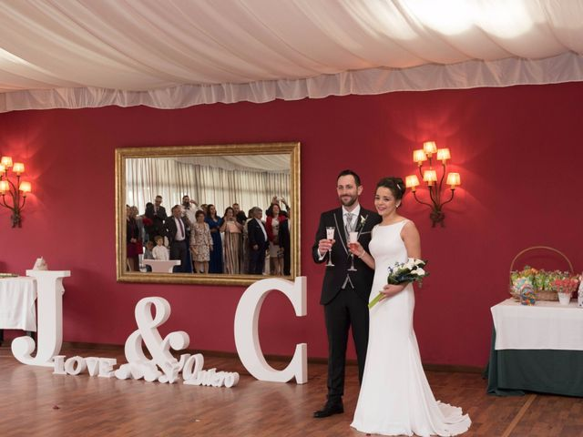 La boda de Javi y Cris en Forcadela, Pontevedra 16