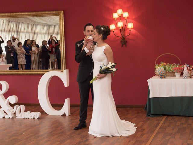 La boda de Javi y Cris en Forcadela, Pontevedra 17