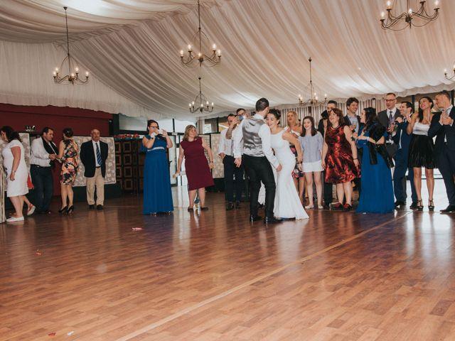 La boda de Javi y Cris en Forcadela, Pontevedra 22