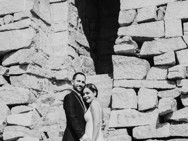 La boda de Javi y Cris en Forcadela, Pontevedra 38
