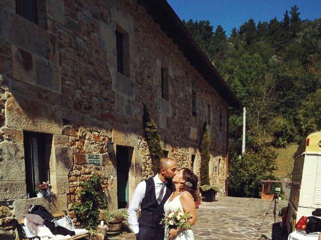La boda de Borja y Ane en Atxondo, Vizcaya 5