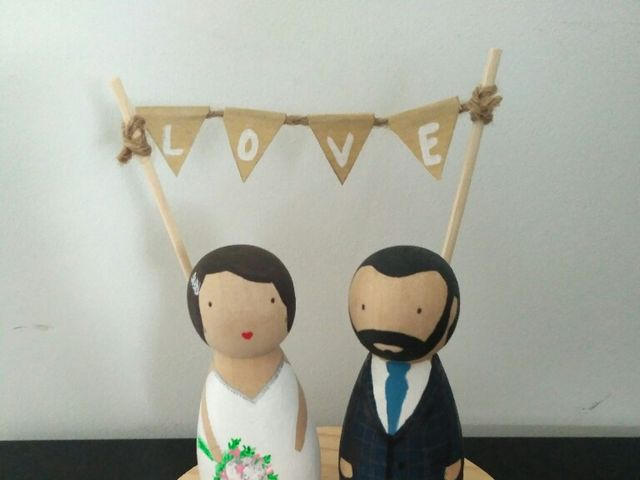 La boda de Borja y Ane en Atxondo, Vizcaya 6