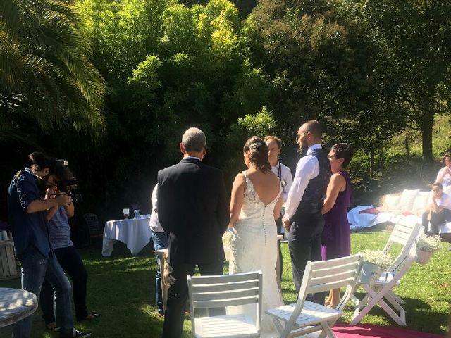 La boda de Borja y Ane en Atxondo, Vizcaya 13