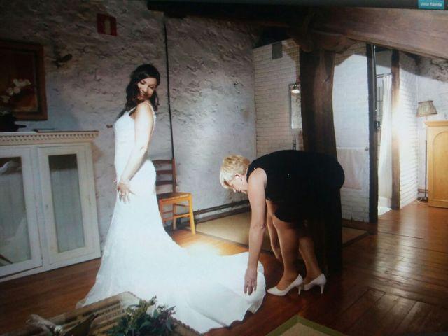 La boda de Borja y Ane en Atxondo, Vizcaya 1
