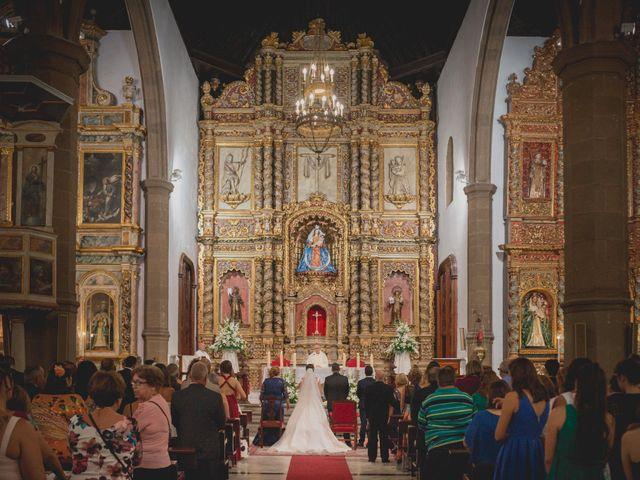 La boda de Lebel y Yesica en La Orotava, Santa Cruz de Tenerife 15