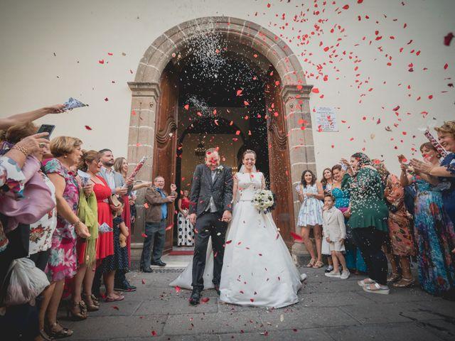 La boda de Yesica y Lebel