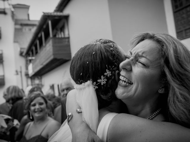 La boda de Lebel y Yesica en La Orotava, Santa Cruz de Tenerife 17