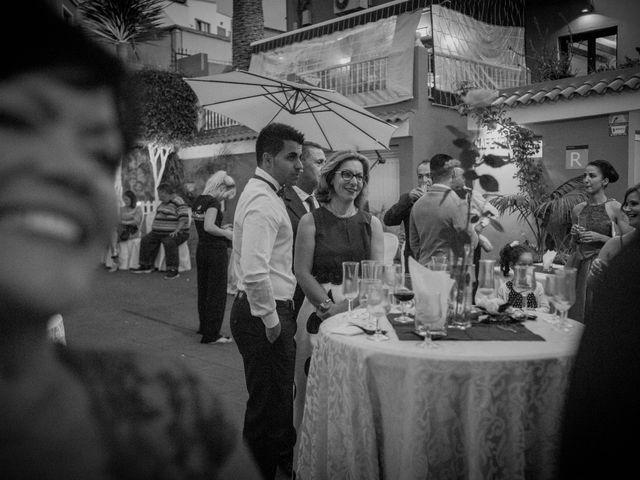 La boda de Lebel y Yesica en La Orotava, Santa Cruz de Tenerife 19