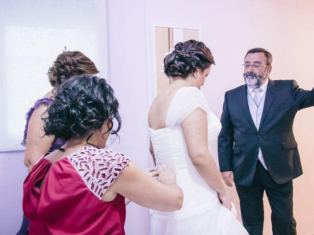 La boda de Fernando y Alba en Paterna, Valencia 17