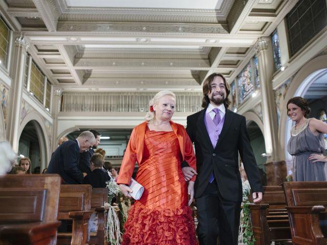 La boda de Fernando y Alba en Paterna, Valencia 20