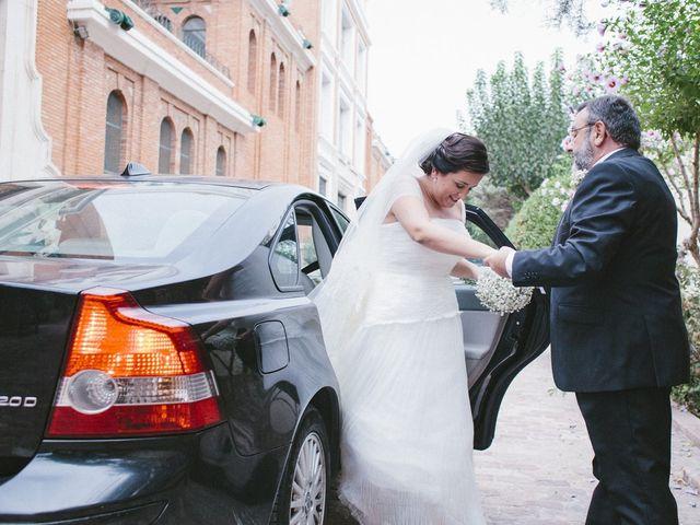 La boda de Fernando y Alba en Paterna, Valencia 21