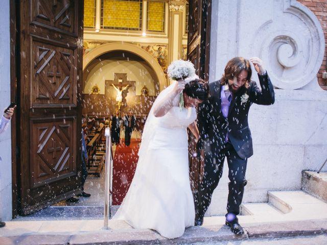 La boda de Fernando y Alba en Paterna, Valencia 31