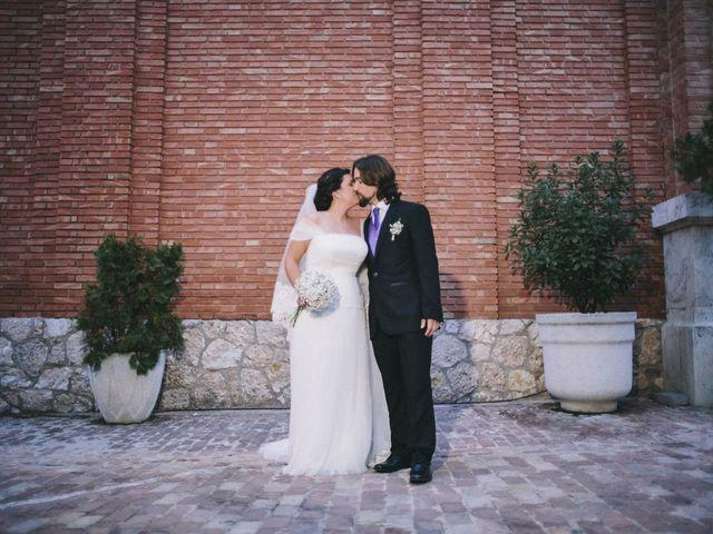 La boda de Fernando y Alba en Paterna, Valencia 34
