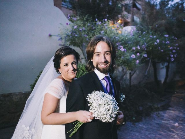 La boda de Fernando y Alba en Paterna, Valencia 35