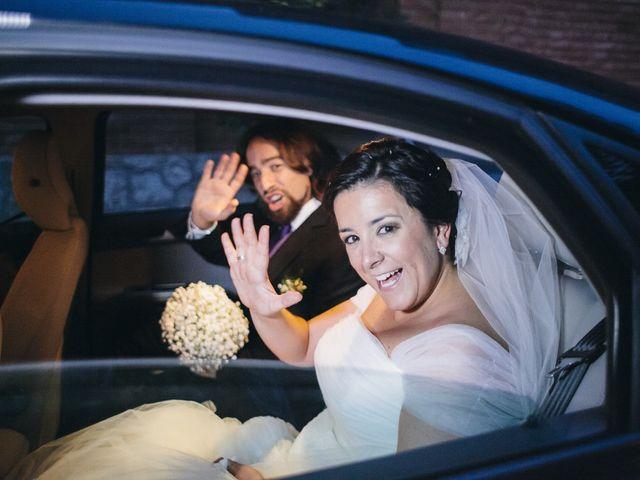 La boda de Fernando y Alba en Paterna, Valencia 36
