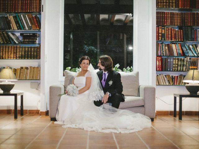 La boda de Fernando y Alba en Paterna, Valencia 38