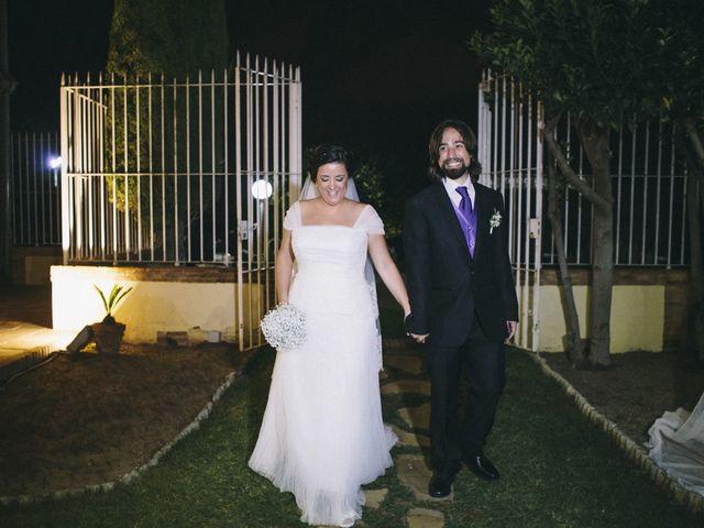 La boda de Fernando y Alba en Paterna, Valencia 40