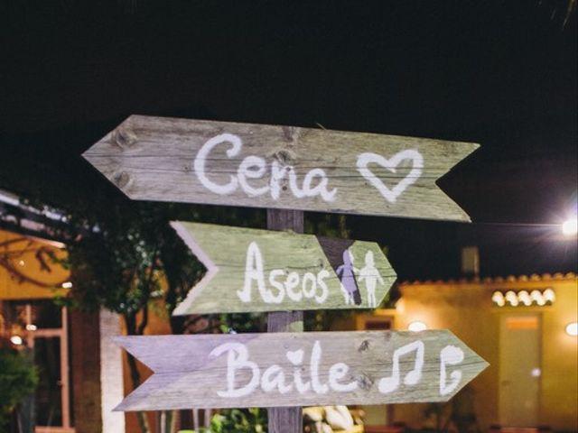 La boda de Fernando y Alba en Paterna, Valencia 42