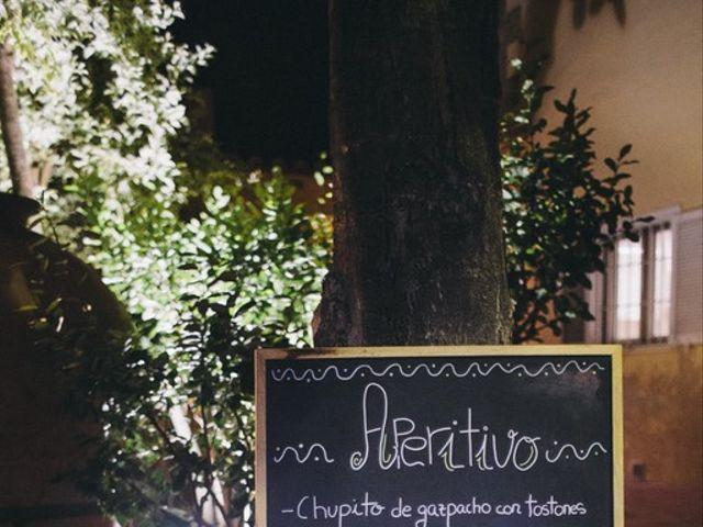 La boda de Fernando y Alba en Paterna, Valencia 43