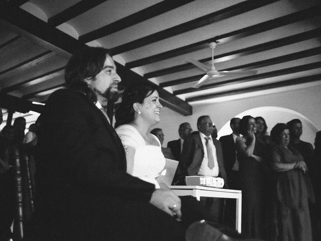 La boda de Fernando y Alba en Paterna, Valencia 51