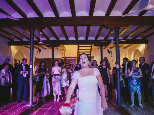 La boda de Fernando y Alba en Paterna, Valencia 52