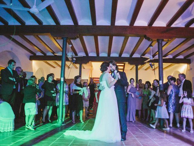 La boda de Fernando y Alba en Paterna, Valencia 53