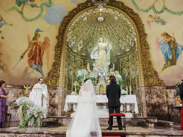 La boda de Fernando y Alba en Paterna, Valencia 29