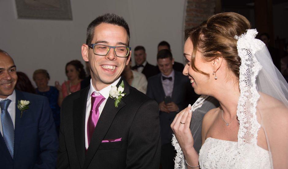 La boda de Adan y Laura en Colmenar Viejo, Madrid