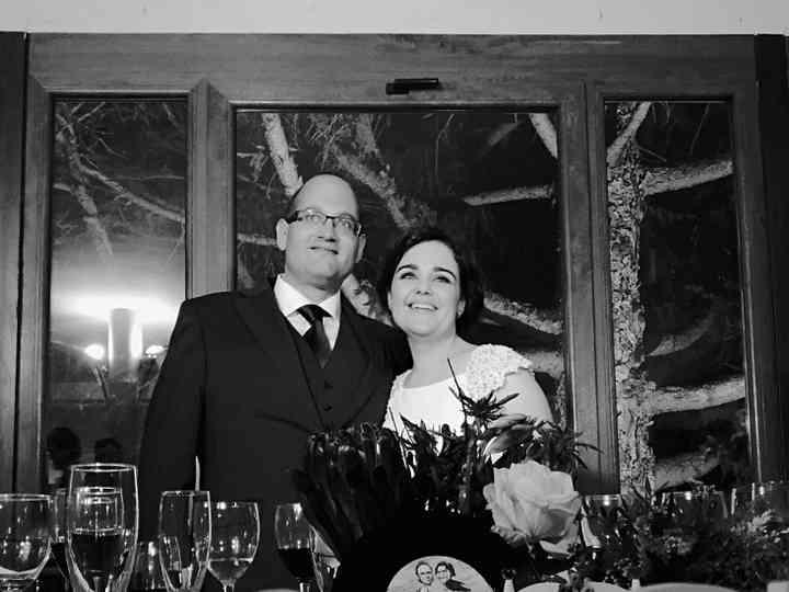 La boda de Iván y Sara