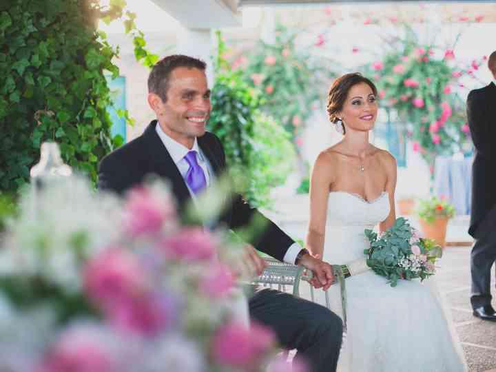 La boda de Mª Carmen y Roberto