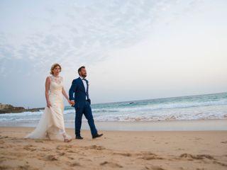 La boda de Sara y Santi 1