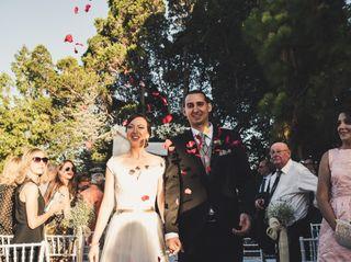 La boda de Noemí y Cristian
