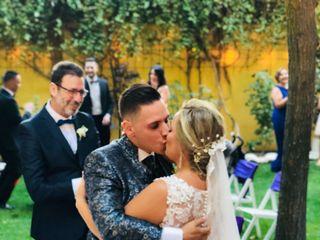 La boda de Raquel y Diego