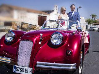 La boda de Vanesa y Borja 1