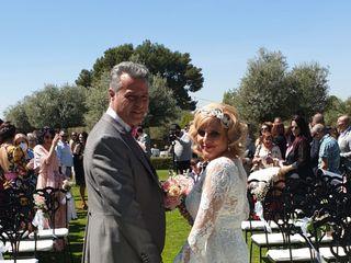 La boda de Macarena  y José Luis  1