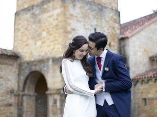 La boda de Inés y Enrique