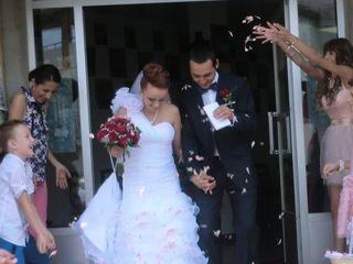 La boda de Grigoras y Loredana
