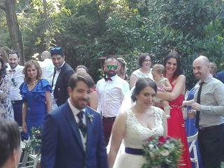 La boda de Brandán  y Alba  3