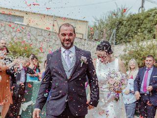 La boda de Miriam  y Emilio 1
