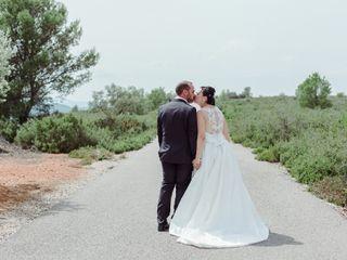 La boda de Miriam  y Emilio 2