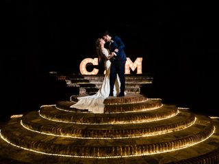 La boda de Miguel y Carina